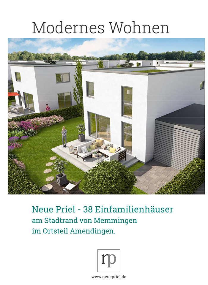 Neue Priel - 38 Einfamilienhäuser